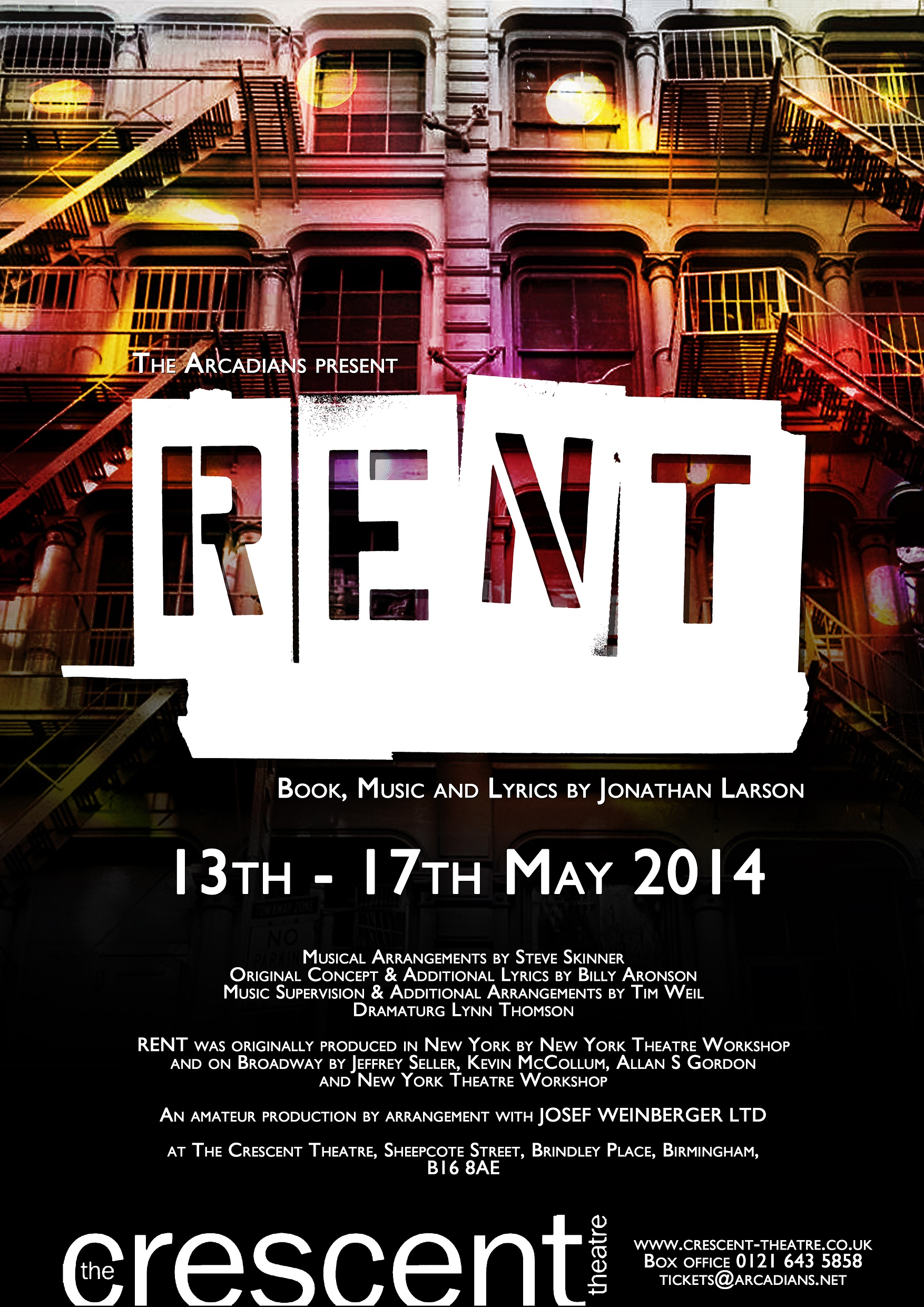 Rent Poster with Dates shrunk again