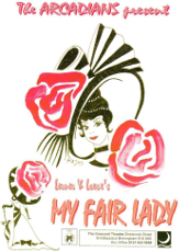 My Fair Lady Flyer