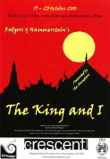 The King And I Flyer